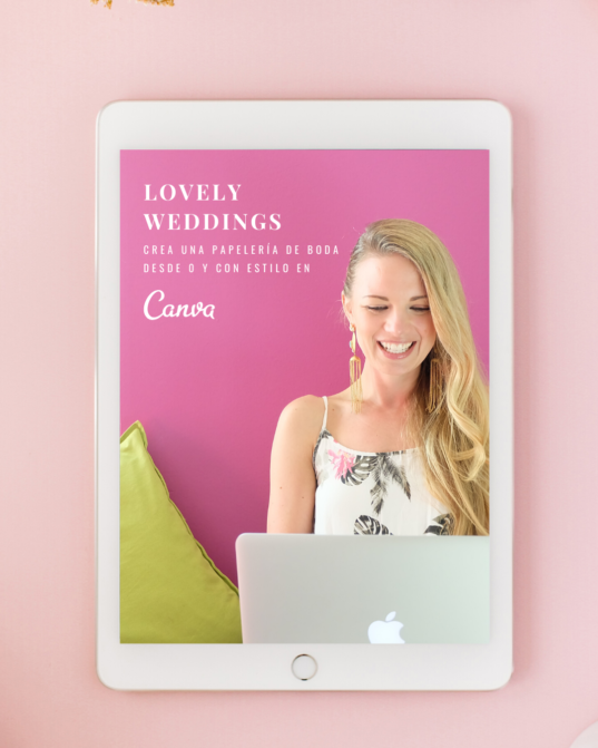 LOVELY WEDDINGS – CURSO ONLINE PRÓXIMAMENTE